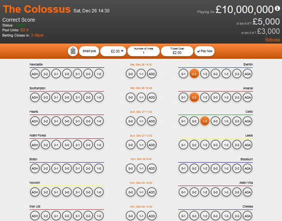 Colossusbets
